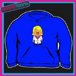 KEITH LEMON CARTOON HOODIE SHANIZTOONS 1002